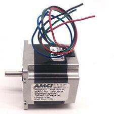 Amci Sm2340 130 Stepper Motor 200 Stepsrev Shaft Diameter 14 Nema 23