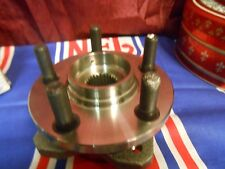 NEW Wheel Bearing and Hub Assembly National 513122 JUL529DS1255 B2