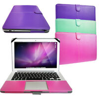 Premium PU LEATHER Sleeve Case for 13-inch Apple MacBook Retina & Air