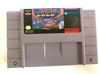 Super Baseball 2020 SUPER NINTENDO SNES Game - Tested - Working & Authentic!