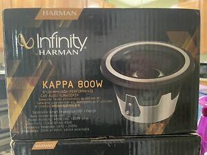 Infinity harman Kappa 800W Speakers