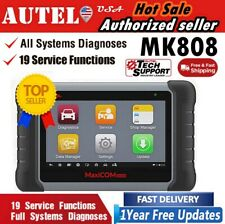 Autel MK808 Key Programming Automotive Scanner Tool OBDII TPMS IMMO Full Systems
