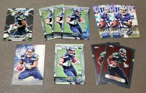 2015 Tyler Lockett (10) Card Rookie Lot Seattle Seahawks HOT!!