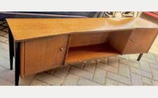 Mid Century Cabinet Nathan TV Sideboard Teak Vintage Retro Gplan Cupboard Danish