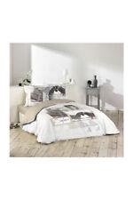 parure de lit housse de couette + 2 taies SAFARI zèbre léopard 240x220 cm -neuve