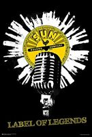 Sun Records - Label Of Legends Poster 24 x 36in