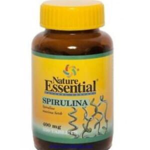 NATURE ESSENTIAL® Alga Spirulina 250 Compresse Dieta Vegetariana Vegan Proteine