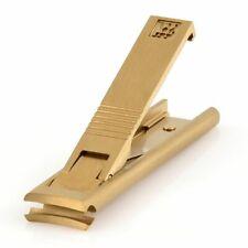 Zwilling Nagelknipser Twin-S Gold Edition,  TWINOX® Nr. 42498-101 mit Leder-Etui