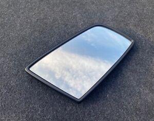 BMW E60 E61 E63 E64 DIMMING MIRROR GLASS RIGHT 51167116746