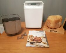 Panasonic SD-255 Bread maker Tried & tested makes lovely bread with manual