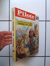 RELIURE  PILOTE  FRANCAISE  n° 20  / ( numeros  233 A 242 )  COUV GIRAUD