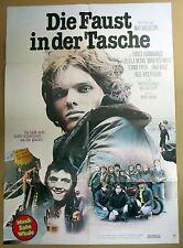 Die Faust In Der Tasche - Ernst Hannawald - A1 Filmposter Plakat (x-127