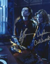 More details for doctor who autograph: yee jee tso & daphne ashbrook (the tv movie) signed photo