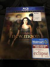 Twilight Saga: New Moon (Blu-ray, 2010, Ultimate Fan Edition) Kristen Stewart