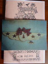 """Wood craft Pattern """"Angel Annie"""""""