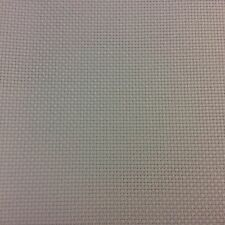 Toile Aïda 7 Point 18CT Broderie Point de croix Couleur Blanc Taille 100x80cm