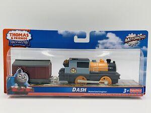Thomas the Train & Friends DASH Logging Loco Box Car Trackmaster Motorized 2011