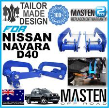 """-Rear Leaf Spring Comfort G-Shackle Extended 2.5"""" FitFor Nissan Navara D40 05-13"""