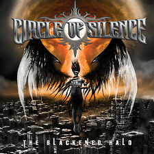 CIRCLE OF SILENCE - The Blackened Halo - CD - 200715