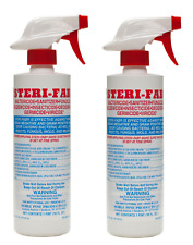Steri-Fab Bed Bug Spray Insecticide ( 2 Pints) Dust Mite Bed Bugs Mattress Spray