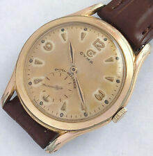 15 Jewels Swiss made Cyma ABSORBER men's vintage watch