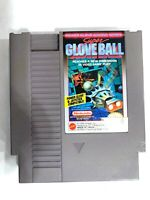 Super Glove Ball ORIGINAL NINTENDO NES GAME Tested + Working & Authentic!