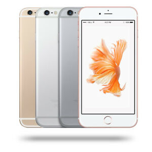 Sealed Box APPLE iPhone 6S Plus + 64GB Grey Rose Gold Silver Free Express