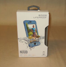 NEW LifeProof NUUD Waterproof Case for iPhone 6s (Cliff Dive Blue) 77-52571