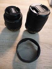 Lot de 2 Objectifs NIKKOR 18-55mm et 18-105mm (HS)