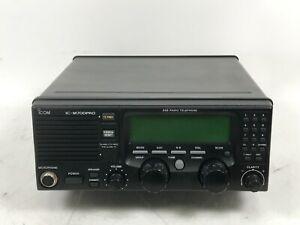 ICOM IC-M700 Pro HF SSB Marine Radio