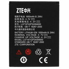 NEW OEM  ZTE N861 BATTERY FOR WARP 2  Z750C SAVVY N810 REEF VIRGIN MOBILE