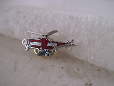Helicopter  pin  cloisonne color  (7j28  85 )