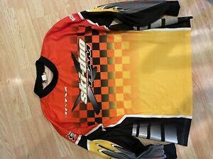 Vintage Ski-Doo X-team Long Sleeve Shirt Polyester XL