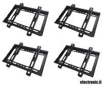 Soporte de Pared Para TV LED LCD 14-42'' Fijo - (4 Soportes)