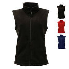 Regatta Damen Fleece Bodywarmer Microfleece Weste 34 36 38 40 42 42 44 46 Neu