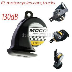 Motorcycle Car Tank Horn For Yamaha Kawasaki Honda Suzuki Ducati Sport Bike