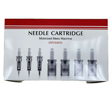 Needle Cartridge Motorized Meso Machine 25 Pieces Per Box