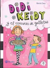4.Y EL CONCURSO DE GALLETAS.(DIDI KEIDY)