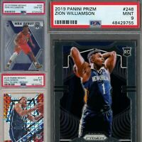 2020 NBA Mystery Packs Zion Prizm Luka PSA 10 RPA Rookies SP Auto Patch 1/1