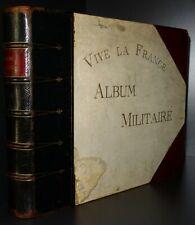 Vive la France - Album militaire / Complet