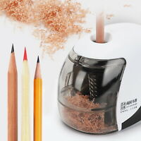 School Office Student Electric Pencil Sharpener UBS Recharge - white