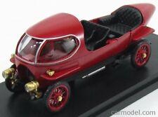 Rio-models 4487 scala 1/43 alfa romeo ricotti 40/60 hp open 1915 dark red