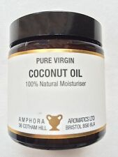 Pure Virgin Coconut Oil Hair and Skin Moisturiser