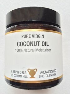 Pure Virgin Coconut Oil Hair and Skin Moisturiser and Massage After Sun Care