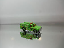 2016 Hot Wheels Rapid Responder - First Aid Truck - VN.Mint Loose 1/64 Scale