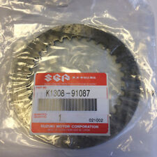 Suzuki Genuine Part-Embrague Plato de acero, cada uno (RM65 03-05, DRZ110 03-05) - K130
