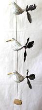 Möwen Windspiel aus Holz und Federn Propeller Fairtrade 80cm