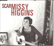 MISSY HIGGINS Scar w/ Greed for your love LIVE Europe CD Single SEALED USA Seler
