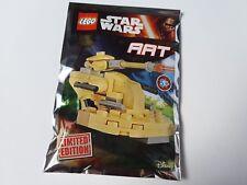 Lego Star Wars Sobre Edicion Limitada, Nave Vehiculo AAT, con Instrucciones