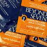 Beyond Seven Lightly lubricated condoms Ultra Thin Sensitive * Sheerlon latex *